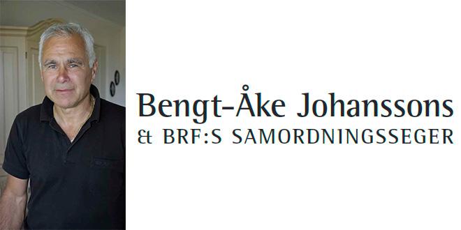 Bengt-Åke Johanssons och BRF:s samordningsseger