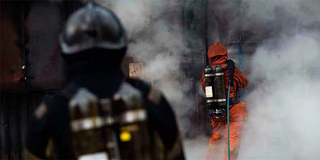 Cancerframkallande ämnen i brandrök