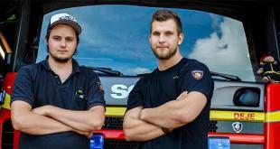 Frivilla brandmän