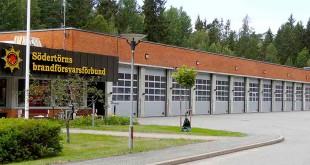 Södertorns brandförsvar