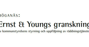 Ernst & Youngs granskning