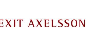Exit Axelsson!