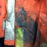 Dåliga brandkläder