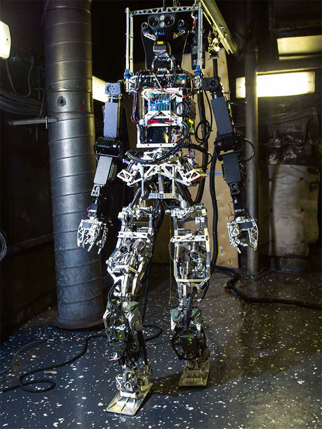 Roboten SAFFiR - helbild