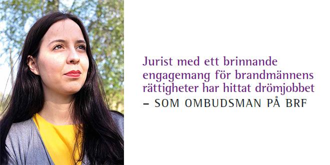 Josefin Lundmark - Ombudsman på BRF