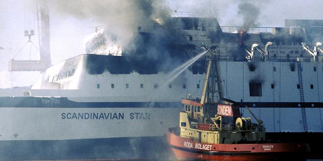 Scandinavian Star - år senare