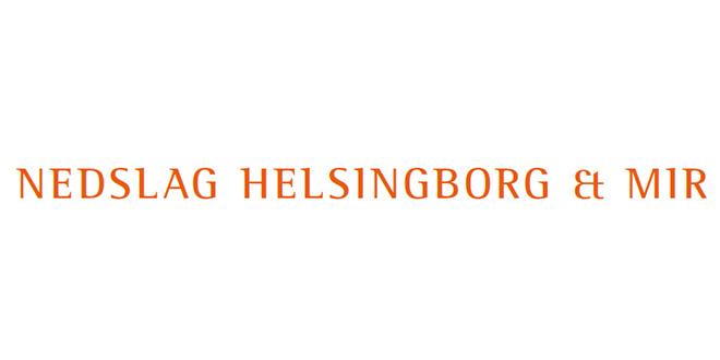 Nedslag Helsingborg och MIR