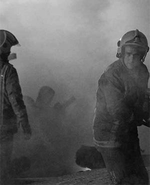 Skotska brandmän