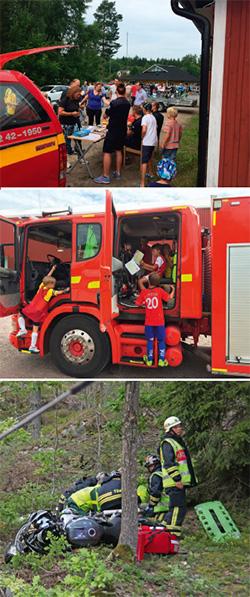 Räddningstjänsten i Krokek