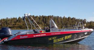 Nordic Rescue Boar XL Pro - En räddningsbåt för alla uppdrag