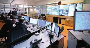 SSRC – Sveriges största larm- och ledningscentral för kommunal räddningstjänst