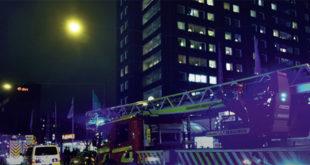 Insatsstödjande system och räddningstjänstens förmåga i höga byggnader