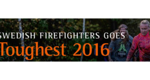 Swedish Firefighters goes Toughest 2016
